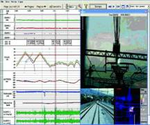 Pantograph and Overhead Line Wear Measurement Vision Systems